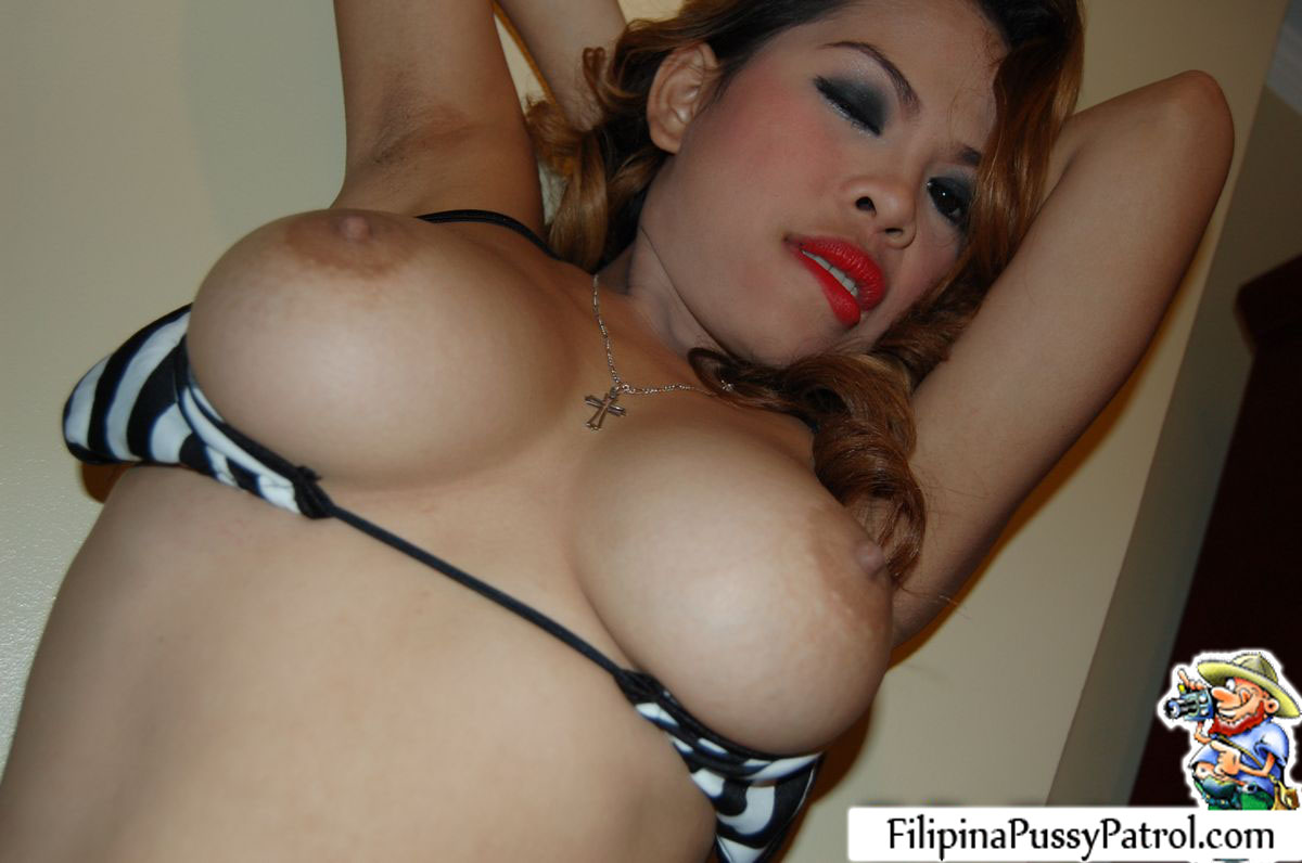 What necessary Big boobs filipina video that's
