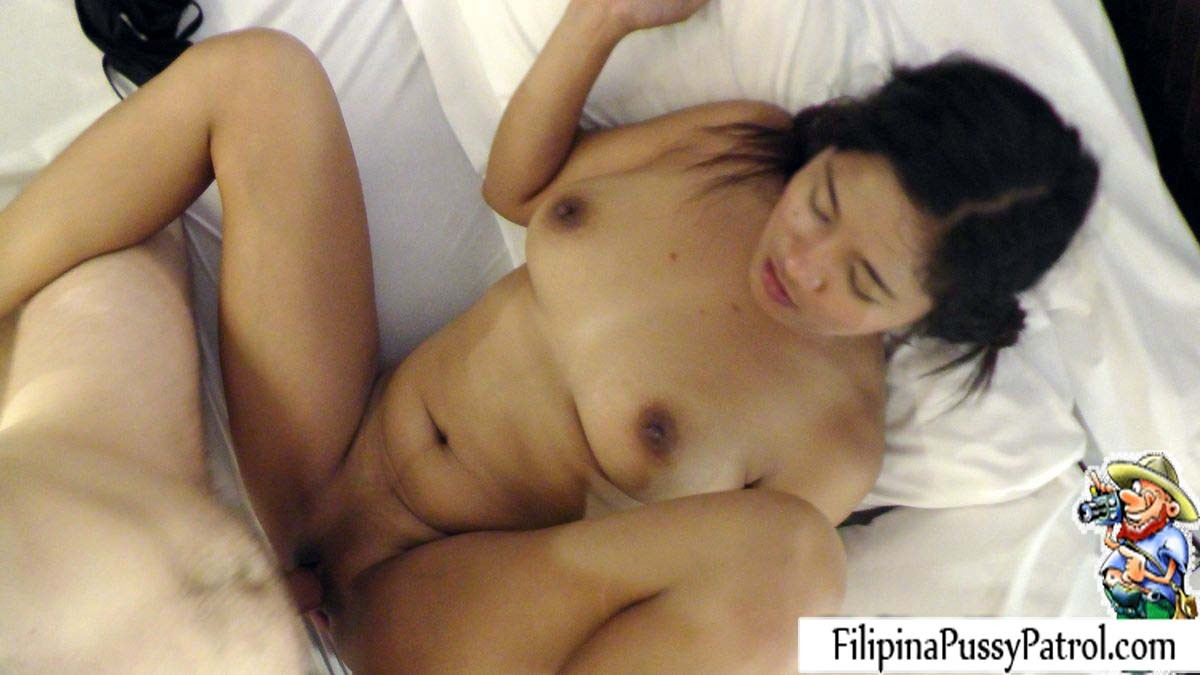 Pretty young fairskinned filipina angel has raw sex - 2 part 8